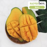 Mangga Harum Manis Conventional 1 kg (Sayurbox) - BALI
