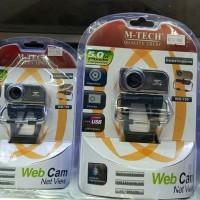 Mtech Wb100 Webcam 5Mp Original - (Logitech C170 Webcam Logitech C270)
