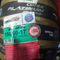 Ban corsa 150 / 60 - 17 R-46 platinum soft compoun