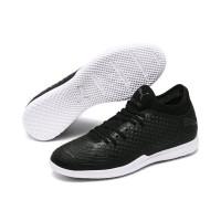 Sepatu Futsal FUTURE 19.4 IT Puma Black-Pu
