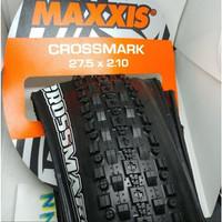 ban luar sepeda mtb maxxis crossmark 27.5 x 2.10