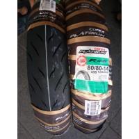 Ban Motor Racing Matic Compound Corsa R46 80/80 Ring 14 43S Tubeless