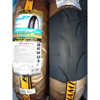 Ban Motor Matic Racing Compound FDR 90/80 Ring 14 43S Tubeless