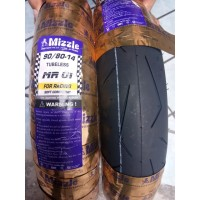 Ban Motor Matic Racing Soft Compound Mizzle MR01 90/80 Ring 14 Tubeles