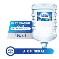 AQUA Air Mineral 19 Liter + Galon