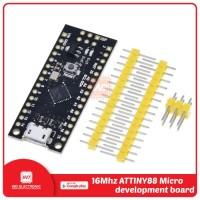 ATtiny88 Micro development board 16Mhz Upgraded Arduino Nano v3