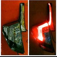 stoplamp Honda jazz GK5 2014 bar all smoke