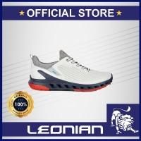 Ecco M Golf Biom Cool Pro White Scarlet Golf Shoes / Sepatu Golf