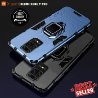 Case Xiaomi Redmi Note 9 Pro Transformer i Ring Stand Magnetic Hard