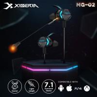 Xiberia MG02 V.02 Earphone gaming in ear Jack