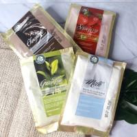 Lulur bubuk bali alus - green tea