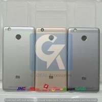 Backdoor / Tutup belakang / Housing Xiaomi Redmi 3 / 3s / 3 pro !