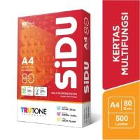SiDU Kertas Fotocopy 80 GSM A4