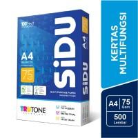 SiDU Kertas Fotocopy 75 GSM A4