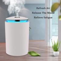 Car Humidifier Aroma Terapi Diffuser LED Backlight 260ml