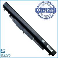 Batre Baterai Laptop HP 14-an004au HS04 Original
