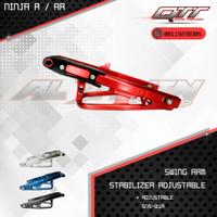 Swing arm arem qtt Ninja R/Rr stabilizer adjustable SNS-01A