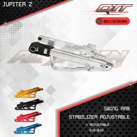 Swing arm arem qtt Jupiter Z stabilizer adjustable SJS-01A