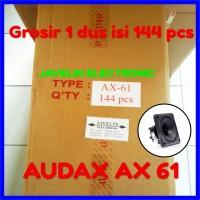 Grosir 1 dus Tweeter Audax AX 61 / AX61 isi 144 pcs Walet