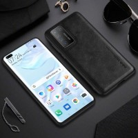 Huawei P40 X-level Premium Leather Case Original - Black