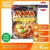 Mie Instan Mama Shrimp Tom Yum Original Kemasan 90g Makanan Thailand