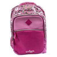 Smiggle Block Backpack Girl - Pink (100% Original)