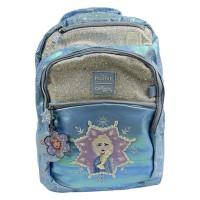 Smiggle Disney Frozen Elsa Backpack Girl - Lightblue (100% Original)