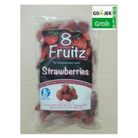 5*IQF strawberry/frozen strawberry/stroberi beku 500g - IMPORT