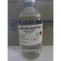 Water for Injection/ Aqua Bidestilata Steril