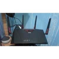 Asus RT-AC88U AC3100 Dual-band Gigabit Router.