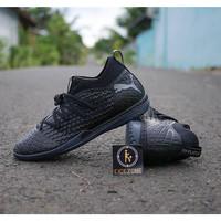 Sepatu Futsal Puma Future 4.3 Netfit IT Black Original 10568602