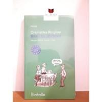 Buku Gramatika Ringkas Bahasa Jerman - Katalis untuk Pemula