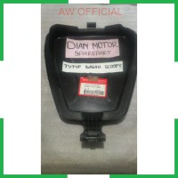 AW AHM 81251KYT900 TUTUP BAGASI SCOPY ORIGINAL HONDA AHMHGP