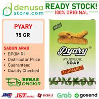 Denusa Store - Sabun Arab Pyary Ayurvedic Soap Turmeric Original