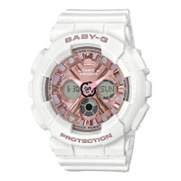 Jam Tangan Wanita Digital Analog Casio Baby-G BA-130-7A1