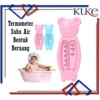 KUKE Termometer Pengukur Suhu Air/Thermometer Air mandi bayi