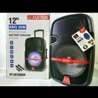 Speker Meeting Wireless Asatron Ht 8870 Ukm 12in