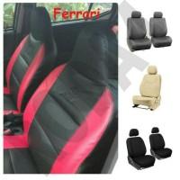 Seat Cover / Sarung Jok Mobil Bahan Ferrari Avanza Lama 2004-2011