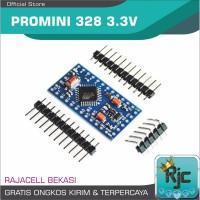 Promini 328 3.3V 8Mhz Pro mini Atmega328 compatible Arduino Promini