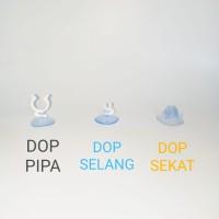 Dop Sekat / Dop Selang / Tempelan Sekat Kaca Aquarium Aquascape