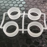 Rep Tamiya 94682 Offset Tread Tires / Ban Hard Rata M Clear
