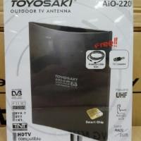 Antena tv digital toyosaki aio-220 aio 220