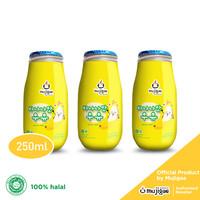 PAKET ISI 3 - Mujigae Banana Milk Original 250mL