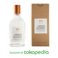 100BON Davana & Vanille Bourbon EDP 50ml