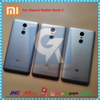Backdoor / Tutup Belakang Redmi Note 3 / Note 3 PRO ORIGINAL OEM !