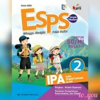 Buku ESPS IPA Kelas 2 SD/MI Penerbit Erlangga