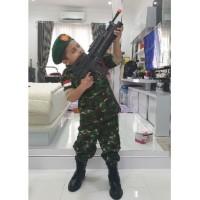 Baju Tentara Anak kostum Profesi Tni Untuk Anak Model Pdl Nkri Tni Ad - S