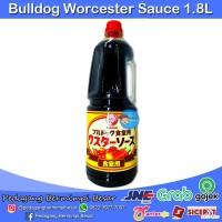 Bulldog Worcester Sauce 1,8L | Worchester Sauce | Kecap Inggris