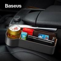 BASEUS ELEGANT CAR STORAGE BOX KANTONG KURSI DEPAN MOBIL ORGANIZER BAG