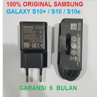 Charger SAMSUNG S10 S10+ S10 Plus S10e Original Fast Charging EP-TA200